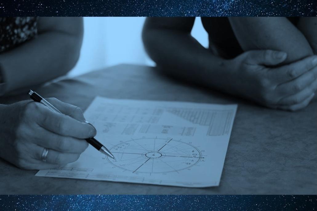 Horoszkóp elemző worskhop Artemisz Asztrológia Webshop